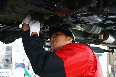 【愛知県豊橋市】あなたの町の車のお医者さん!働きやすさが自慢☆業界大手国産ディーラーでメカニック♪