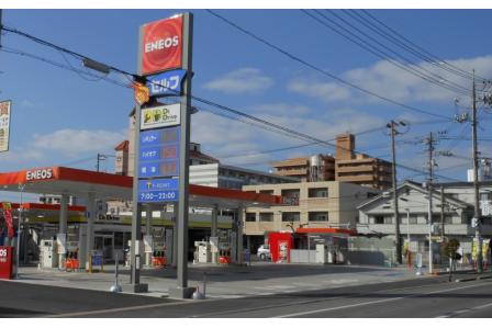 【広島県福山市】ガソリンスタンドスタッフ大募集