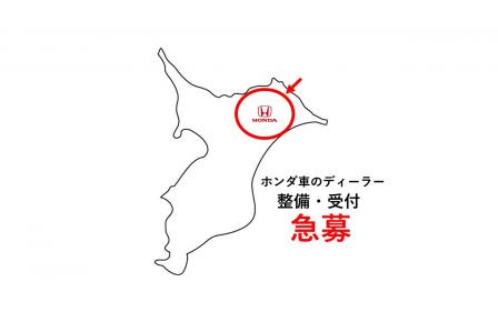 RS-C-451【千葉県富里市、成田市、佐倉市】国産車ディーラーで働くメカニック大募集!