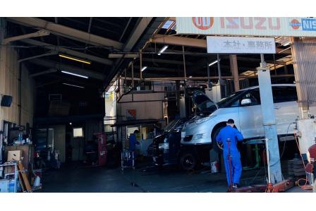 【無資格OK資格支援あり!】大型車・特殊車両メカニック・板金(RS-C-529)