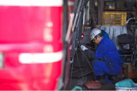 【札幌観光バス】バスの事業を50年以上続けている老舗バス会社